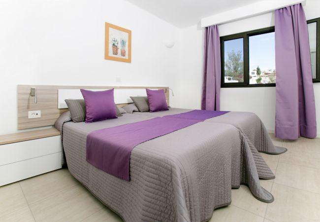 Ferienwohnung in Puerto del Carmen - Club Oceano 1 bedroom apts.