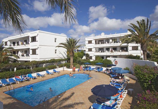 Ferienwohnung in Puerto del Carmen - Costa Luz 2 bed 2 bath Standard apts.
