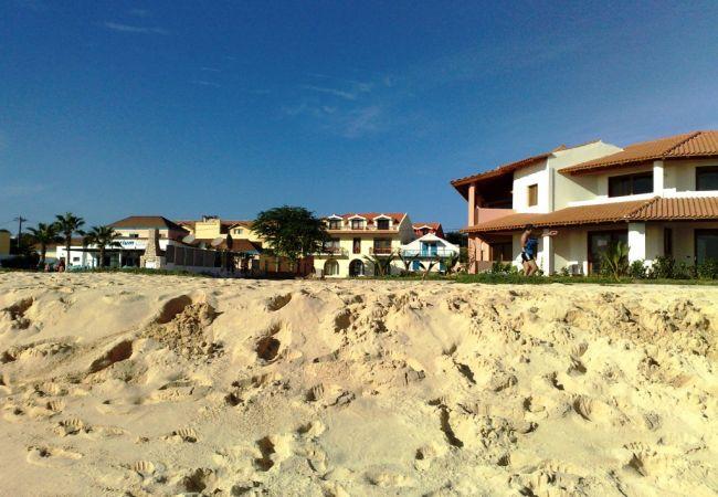 Ferienwohnung in Santa Maria - Fogo residence 2 bedroom apt. 106