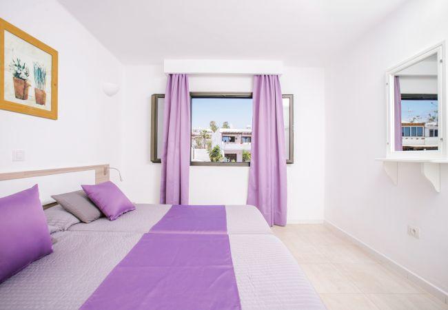 Appartement in Puerto del Carmen - Club Oceano 2 bedroom Apts.