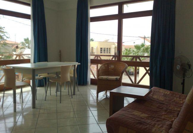 Apartamento en Santa Maria - Fogo residence 2 bedroom apt. 106