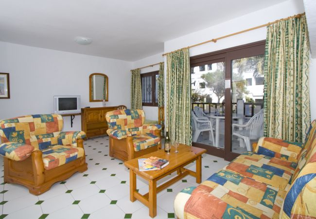 Apartamento en Puerto del Carmen - Costa Luz 1 bedroom apartment