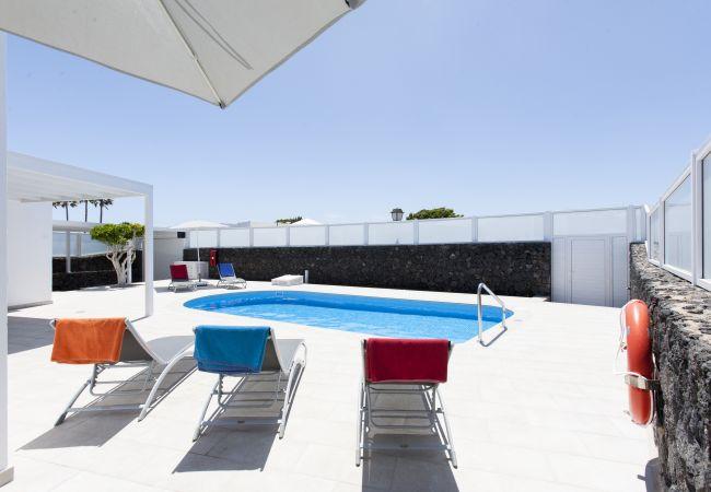 Villa en Puerto del Carmen - Villa Delphi 3 bedroom villa