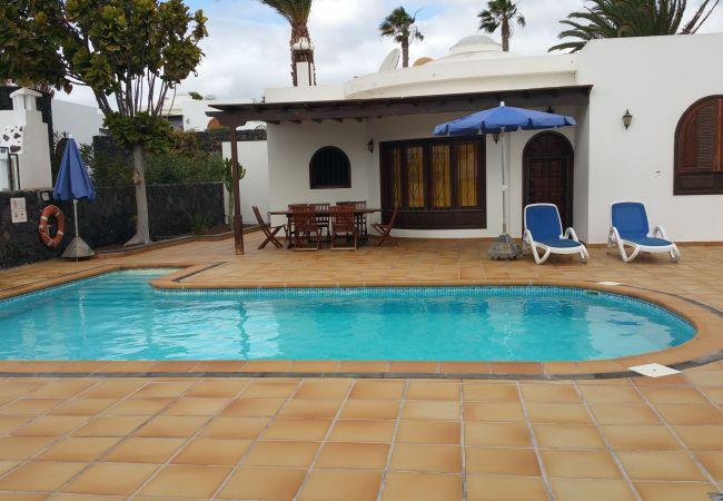 Villa à Puerto del Carmen - Villa Aphrodite