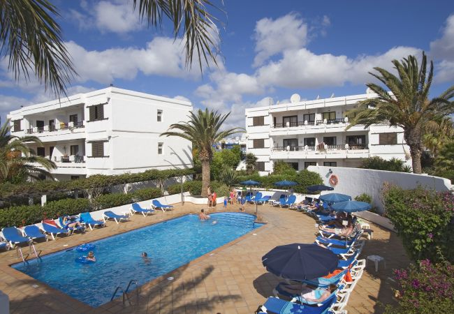 Appartement à Puerto del Carmen - Costa Luz 2 bed 1 bathroom standard apts