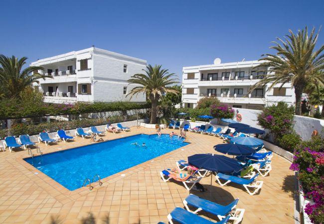a Puerto del Carmen - Costa Luz block 5 superior 2 bed 2 bath apts.