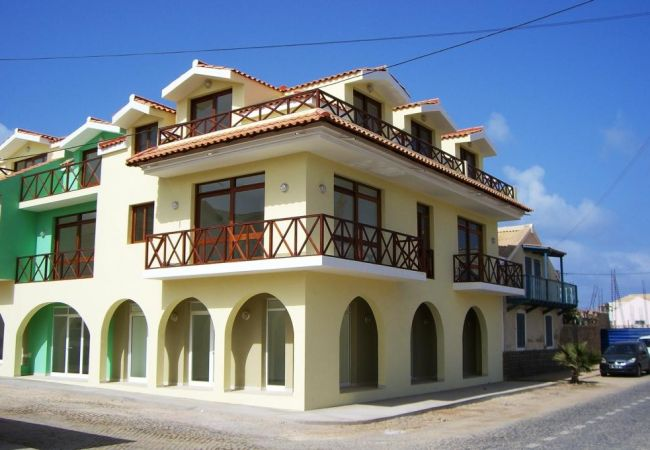 Apartamento em Santa Maria - Fogo residence 2 bedroom apt. 106