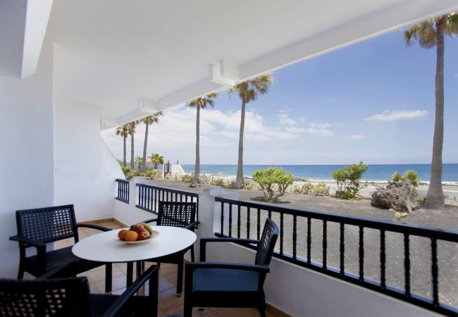 Apartment in Puerto del Carmen - Costa Luz beach front block 6 Two bedroom apts.