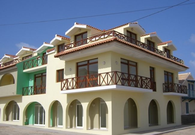 Apartment in Santa Maria - Fogo residence 2 bedroom apt. 106